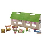 EverEarth Organic Shop Doll House