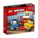 LEGO Juniors Guido och Luigis Depåstopp