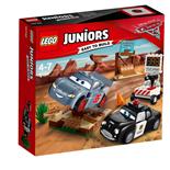 LEGO Juniors Fartträning i Willy´s Butte