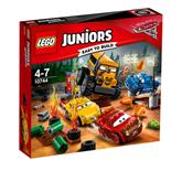 LEGO Juniors Thunder Hollow Crazy 8-tävling