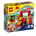 LEGO Duplo Disney Junior Musses Racerbil