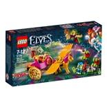 LEGO Elves Azari och Trollets Flykt Genom Skogen