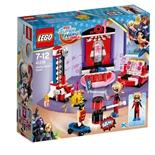 LEGO DC Super Hero Girls Harley Quinn Sovrum