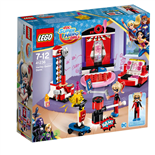 LEGO DC Super Hero Girls Harley Quinn Sovrum
