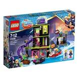 LEGO DC Super Hero Girls Lena Luthor Kryptomite Fabrik