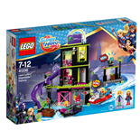 LEGO DC Super Hero Girls Lena Luthor Kryptomite Fabrik