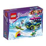 LEGO Friends Vinterresort Terrängkörning