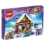 LEGO Friends Vinterresort Stuga