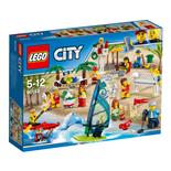 LEGO City Figurpaket Kul på Stranden