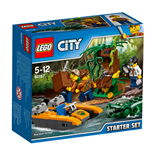 LEGO City Djungel Startset