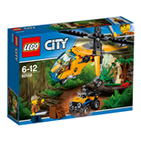 LEGO City Djungel Transporthelikopter