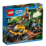 LEGO City Djungel Uppdrag med Halvbandvagn