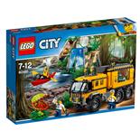 LEGO City Djungel Mobilt Labb