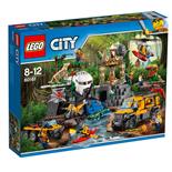 LEGO City Djungel Forskningsplats