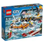 LEGO City Kustbevakningens Högkvarter