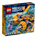 LEGO Nexo Knights Axls Dundergörare