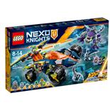 LEGO Nexo Knights Aarons Bergsklättrare