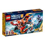 LEGO Nexo Knights Macys Botsläppardrake