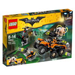 LEGO Batman The Movie Bane Attack med Giftbilen