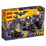 LEGO Batman The Movie Two-Face Dubbelrivning
