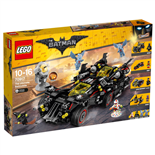 LEGO Batman The Movie Den Ultimata Batmobilen