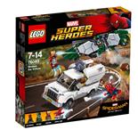 LEGO Marvel Super Heroes Varning för Vulture
