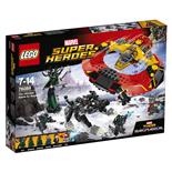 LEGO Marvel Super Heroes Den Yttersta Striden om Asgård