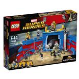 LEGO Marvel Super Heroes Thor mot Hulk: Arenadrabbning