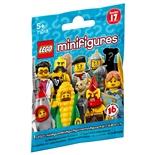 LEGO Minifigur 1 st Serie 17