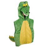 Krokodildräkt Grön/Gul