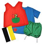 Micki Pippi Kläder 4-6 år