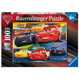Ravensburger Pussel 100 XXL Bitar Disney Cars 3 Blazing Forw