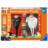 Ravensburger Pussel 100 XXL Bitar Despicable Me 3 Gru, Dru and the Minions