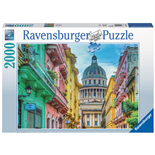 Ravensburger Pussel 2000 Bitar Colorful Cuba