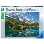 Ravensburger Pussel 1500 Bitar Mountain Magic
