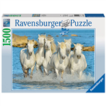 Ravensburger Pussel 1500 Bitar Trotting in the Surf