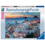 Ravensburger Pussel 1000 Bitar Evening in Santorini