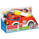Fisher Price Lift´n Lower Fire Truck