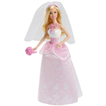 Barbie Pink Bride
