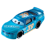 Mattel Disney Pixar Cars 3 Buck Bearingly