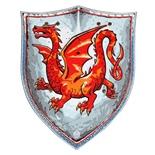 Liontouch Sköld Amber Dragon