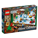 LEGO City Adventskalender 2017