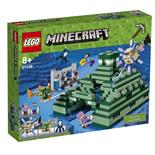 LEGO Minecraft Havsmonumentet