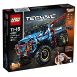 LEGO Technic Terränggående 6x6-bärgningsbil