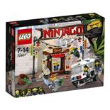 LEGO The Ninjago Movie City Jakt