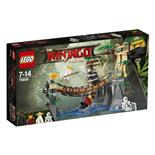 LEGO The Ninjago Movie Mästarfallen