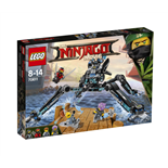 LEGO The Ninjago Movie Vattenlöpare