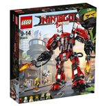 LEGO The Ninjago Movie Eldrobot