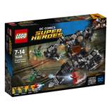 LEGO DC Comics Super Heroes Knightcrawler Tunnelattack
