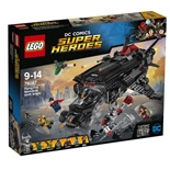 LEGO DC Comics Super Heroes Flying Fox: Luftattack med
